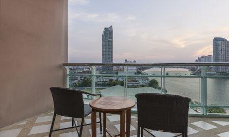Grand-suite Vista ao RIO - Chatrium Hotel Riverside Bangkok - Bangkok