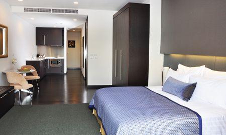 Grand-Room CITY View - Chatrium Hotel Riverside Bangkok - Bangkok