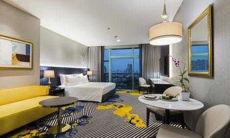 Grand-Room Vista ao RIO - Chatrium Hotel Riverside Bangkok - Bangkok