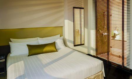 Grand-Suite CITY View - Chatrium Hotel Riverside Bangkok - Bangkok