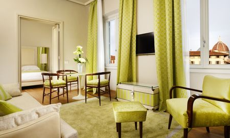 Suite - Grand Hotel Minerva - Tuscany