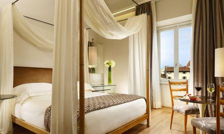 Quarto Deluxe Duplo - Grand Hotel Minerva - Toscana