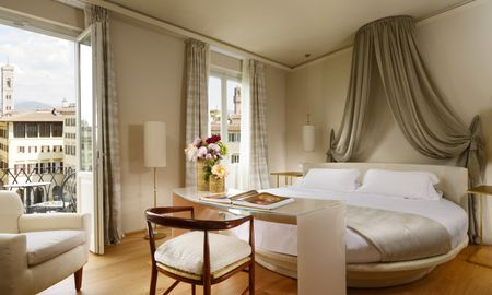 Suite Junior Deluxe - Grand Hotel Minerva - Toscana