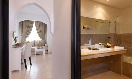 Single Room - Marrakech Ryads Parc & Spa - Marrakech
