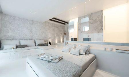 Представительский люкс с собственным бассейном - Mykonos Earth Suites - Mykonos