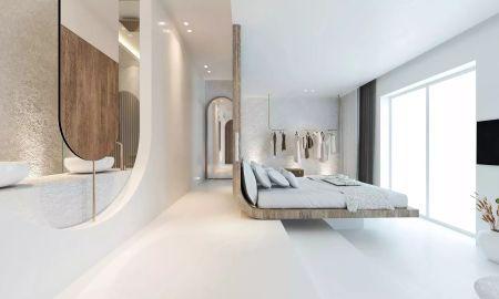 Люкс для новобрачных бассейн - Mykonos Earth Suites - Mykonos