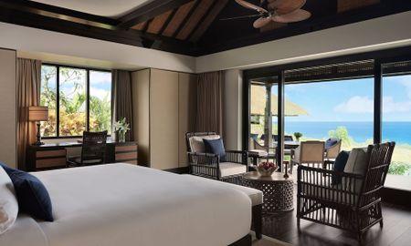 Villa avec Piscine et Vue sur l'Océan - Raffles Bali - Bali