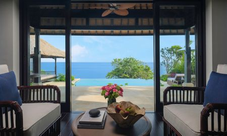 Villa avec Piscine et Vue Panoramique - Raffles Bali - Bali