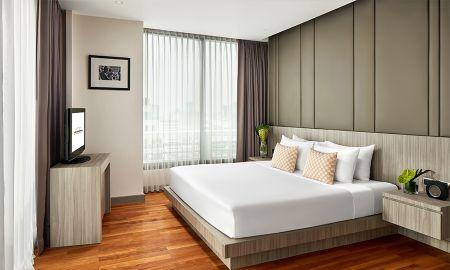 Um Quarto Premier - Fraser Suites Sukhumvit - Bangkok - Bangkok