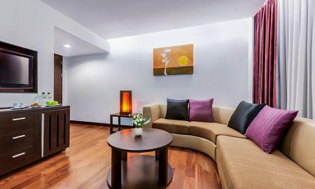 Studio Deluxe - Radisson Suites Bangkok Sukhumvit - Bangkok