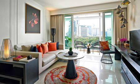Premier One Bedroom Suite - Anantara Baan Rajprasong Bangkok Serviced Suites - Bangkok