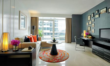 Superior Two Bedroom Suite - Anantara Baan Rajprasong Bangkok Serviced Suites - Bangkok