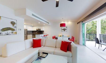 Résidence Trois Chambres - The Fives Beach Hotel & Residences - All Senses Inclusive - Playa Del Carmen