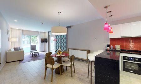 Résidence Une Chambre - Piscine - The Fives Beach Hotel & Residences - All Senses Inclusive - Playa Del Carmen