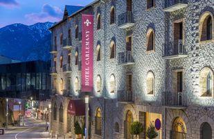 Hotel SPA Termes SERHS Carlemany Andorra area