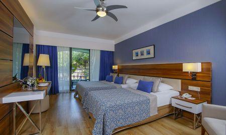 Standard Room - Single Use - Limak Atlantis De Luxe Hotel & Resort - All Inclusive - Antalya
