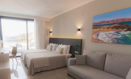 Camera Doppia The Level - Letto Extra (2+1) - Hotel Dos Playas - Murcia