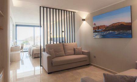 Suite Junior - Tariffa soggiorno breve - Acquisto Anticipato - Hotel Dos Playas - Murcia