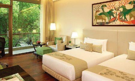 Superior Resort Room Courtyard View Twin Bed - The Gateway Resort Damdama Lake - Delhi