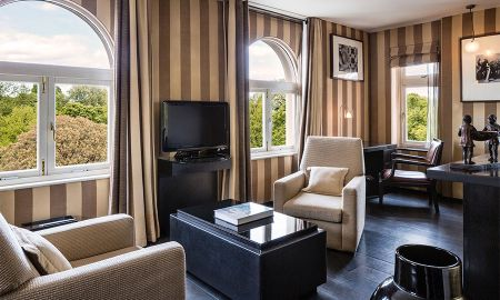 Suite Ejecutiva - Baglioni Hotel London - Londres