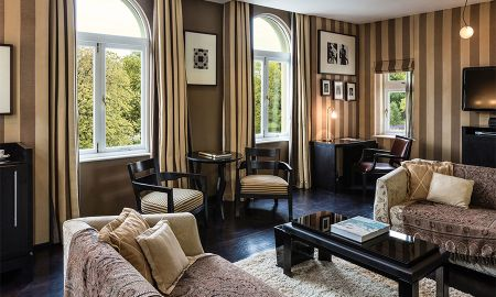 Suite Chelsea - Baglioni Hotel London - Londres