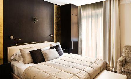 Quarto Deluxe - Baglioni Hotel London - Londres