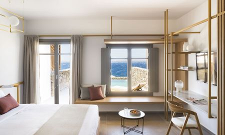 люкс с бассейном - Mykonos Soul Luxury Suites - Adults Only - Mykonos
