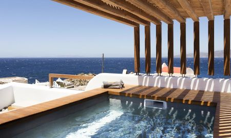 Люкс для новобрачных - Mykonos Soul Luxury Suites - Adults Only - Mykonos