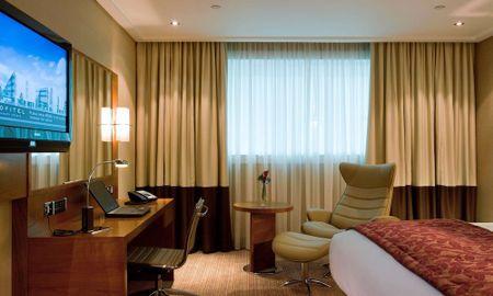 Chambre Luxury King - Sofitel London Heathrow - Londres