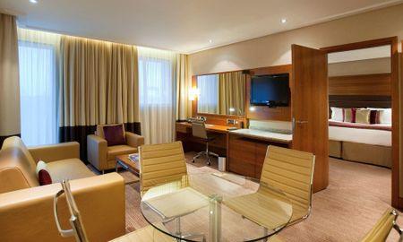 Suite Club Prestige -Une Chambre - Accès Lounge - Sofitel London Heathrow - Londres