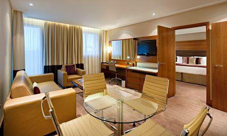 Suite Prestige Con Acceso al Club Millesime Lounge - Sofitel London Heathrow - Londres