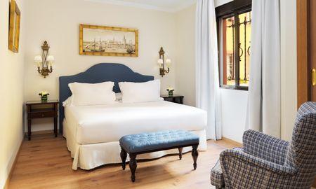 Junior Suite - H10 Corregidor Boutique Hotel - Seville
