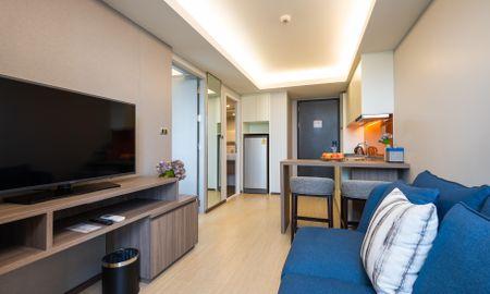 Apartamento Una Habitación - Vista Jardin - Maitria Hotel Rama 9 Bangkok - A Chatrium Collection - Bangkok