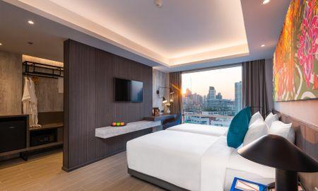 Habitación Grand Deluxe Vista Ciudad - Maitria Hotel Rama 9 Bangkok - A Chatrium Collection - Bangkok