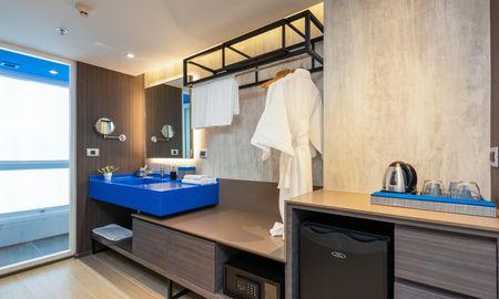Habitación Grand Deluxe Vista Jardin - Maitria Hotel Rama 9 Bangkok - A Chatrium Collection - Bangkok