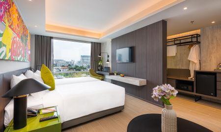 Habitación Premier Vista Jardin - Maitria Hotel Rama 9 Bangkok - A Chatrium Collection - Bangkok