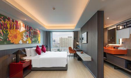 Habitación Premier Vista Ciudad - Maitria Hotel Rama 9 Bangkok - A Chatrium Collection - Bangkok