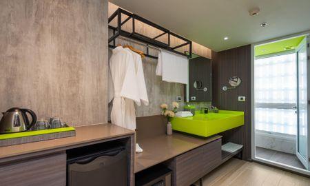 Habitación Superior Vista Jardín - Maitria Hotel Rama 9 Bangkok - A Chatrium Collection - Bangkok