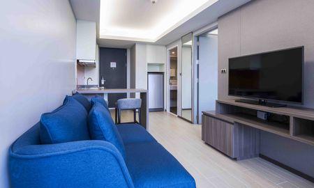 Apartamento Una Habitación - Vista Ciudad - Maitria Hotel Rama 9 Bangkok - A Chatrium Collection - Bangkok