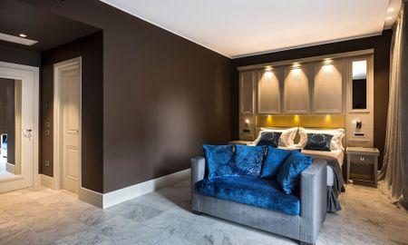 Habitación Prestige con Balcón - Palazzo Doglio - Cerdeña