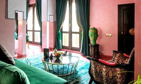 Deluxe Suite - Dar Kandi - Marrakech