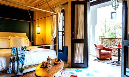Suite con Balcón - Dar Kandi - Marrakech