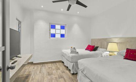 Suite Master 2 Letti Matrimoniali - Vista Laguna - Casa Tortugas Boutique Hotel - Cancun
