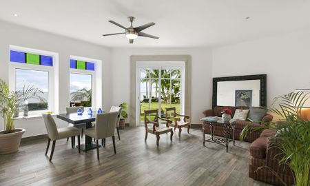 Suite Master 1 King - Vista Laguna - Casa Tortugas Boutique Hotel - Cancun