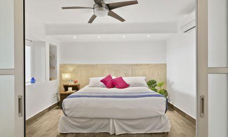 Suite Due Camere - Vista Laguna - Casa Tortugas Boutique Hotel - Cancun