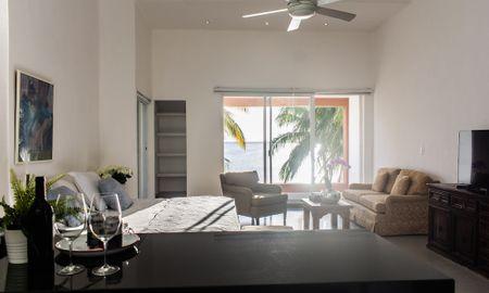 Suite Junior - Vista Laguna - Casa Tortugas Boutique Hotel - Cancun