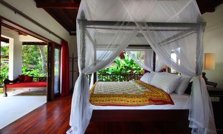 Duplex de Dos Dormitorios - BeingSattvaa Retreat - Bali