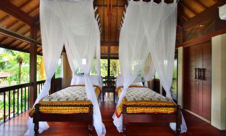 Suite Twin - BeingSattvaa Retreat - Bali
