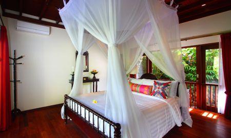 Suite Queen - BeingSattvaa Retreat - Bali