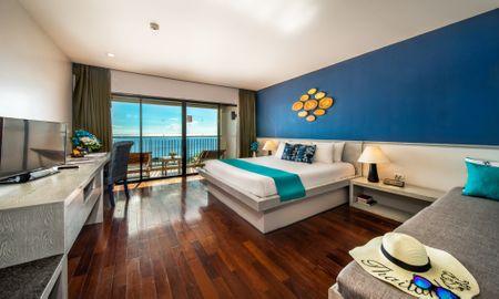 Camera Grand Deluxe - Vista Oceano - Andamantra Resort & Villa Phuket - Phuket